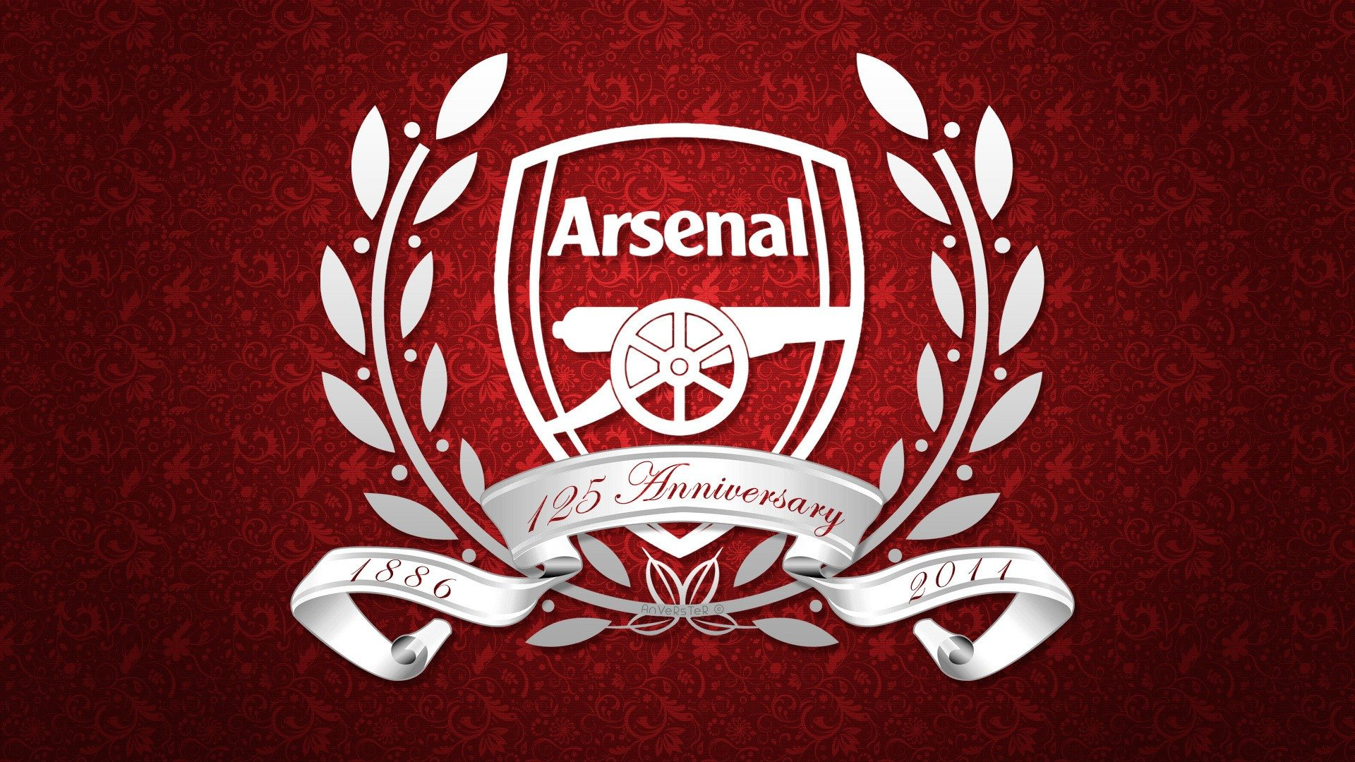 London Logo Wallpaper Arsenal-london-logo-1920x1080